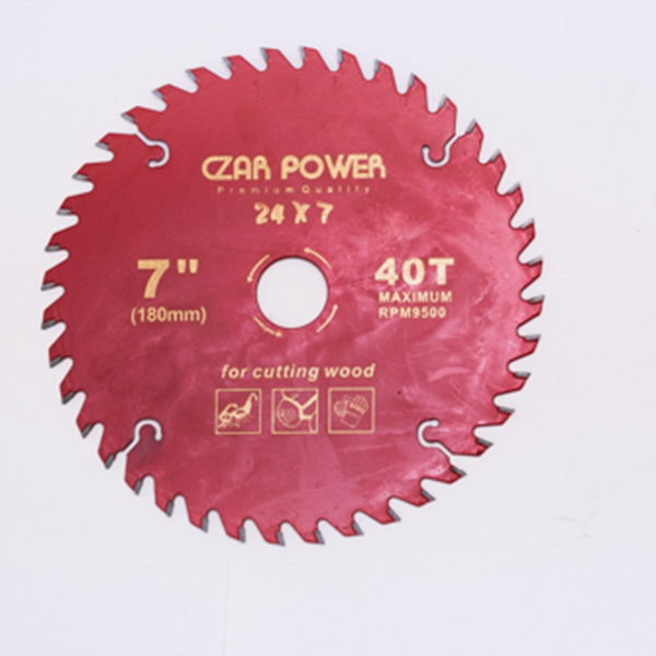 Czar Power Circular Saw Blades